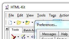 Looks like HTML-Kit 292