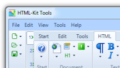 Looks like HTML-Kit Tools